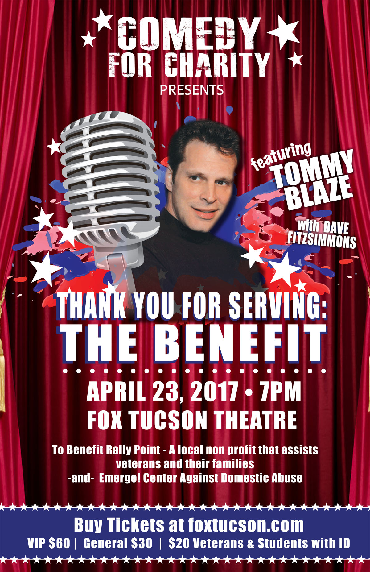 Thank You for Serving: The Benefit Poster